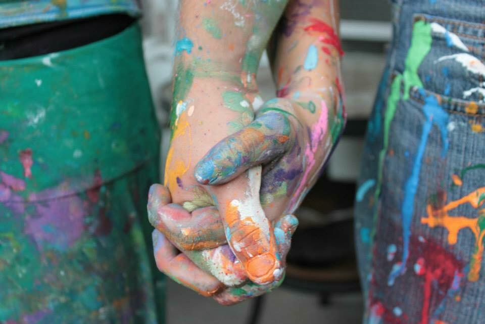 Kunstterapeutisk sommerværksted 5 fredage i juli