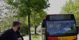 Movia vil genindføre kontanter i busser og flextrafik