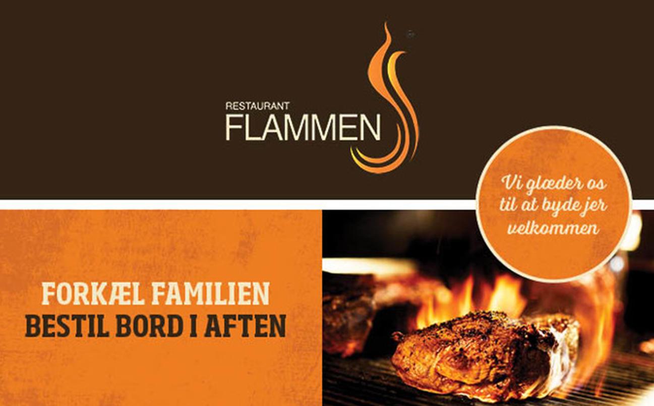 Flammen i Roskilde er vild i varmen