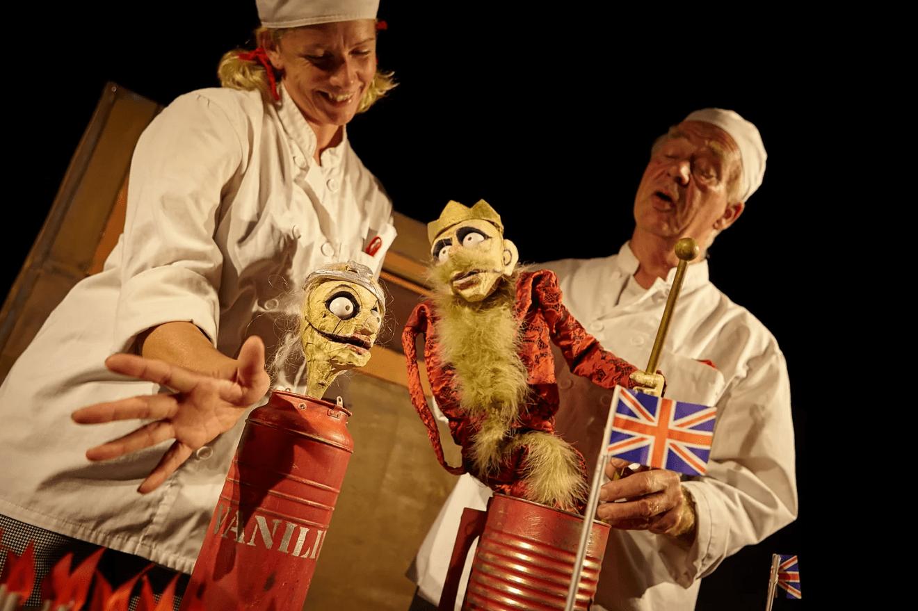 Roskilde Teater præsenterer KING LEAR