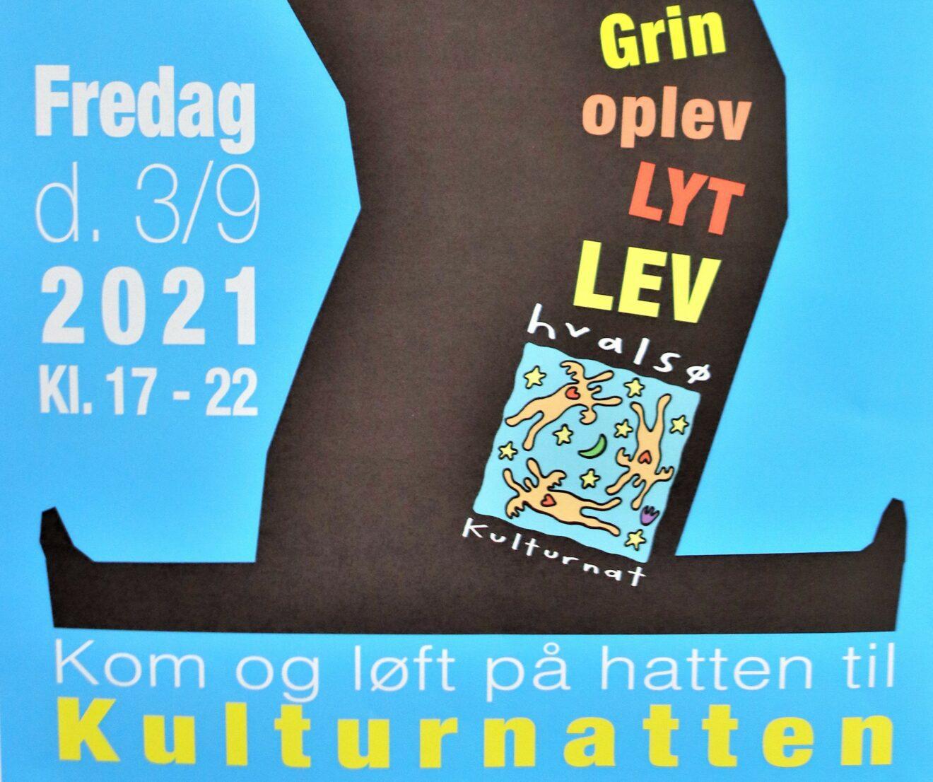 Klar til Hvalsø Kulturnat