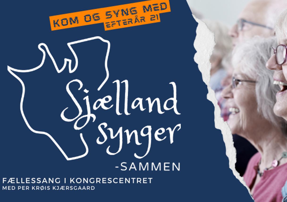 Sjælland synger - sammen i Roskilde Kongrescenter