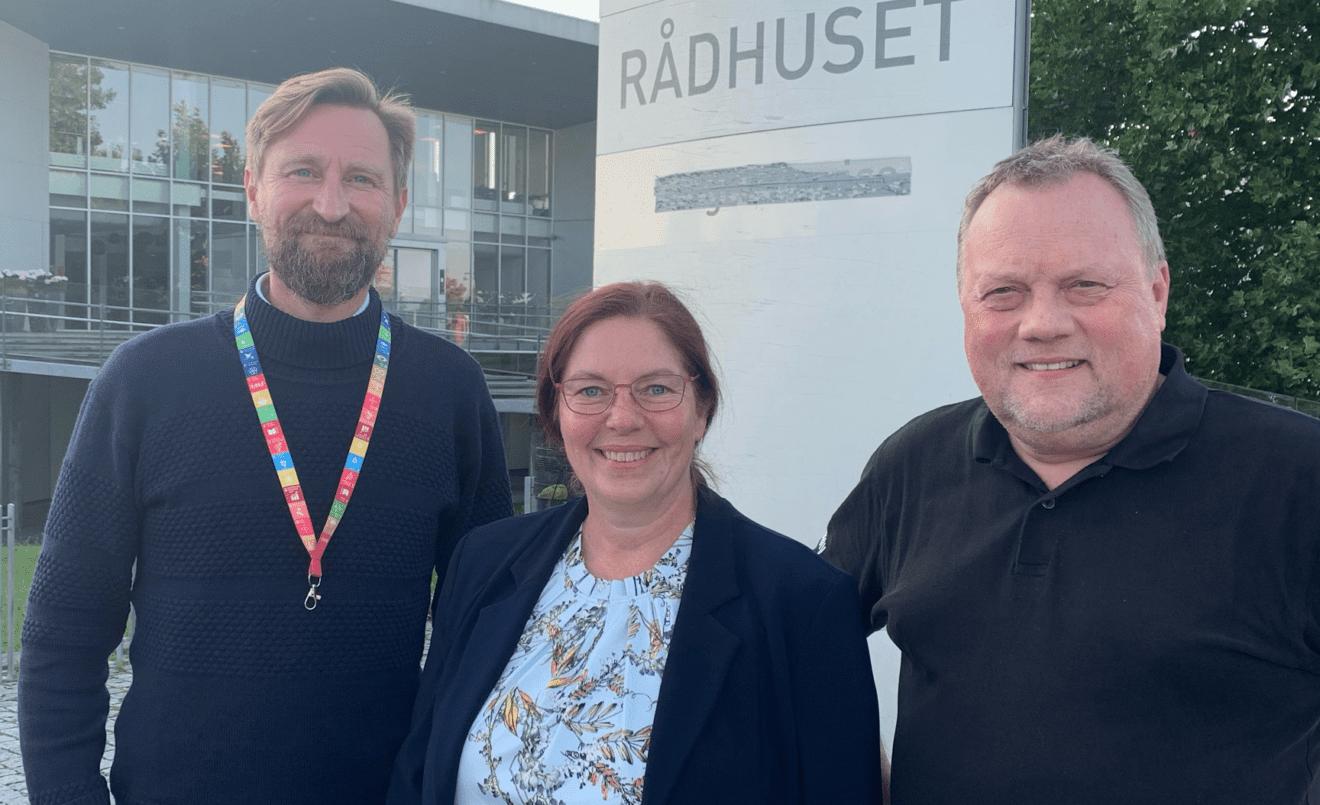 VKR bygger bro og sikrer bredt 2022-budgetforlig i Roskilde Kommune